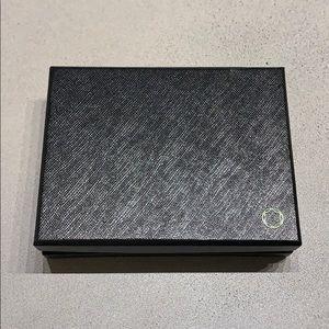 Mont Blanc men's 11 card holder wallet